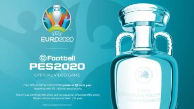 PES 2020 EURO 2020 Series A TIM
