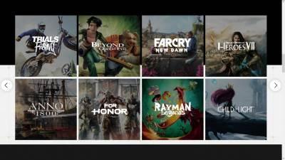 Ubisoft besplatne igre UPlay+ servis